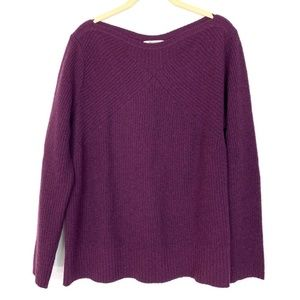 Madewell Assembly Pullover Merino Wool Sweater